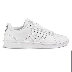 Adidas Cloudfoam memory foam footbed sneakers